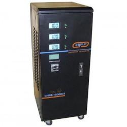 Энергия СНВТ-15000/3 New Line Трехфазный стабилизатор напряжения 15 кВА