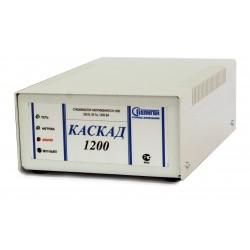 Полигон Каскад СН-1200 Электронный стабилизатор напряжения, однофазный 220В