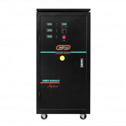 Энергия СНВТ-60000/3 Hybrid Трехфазный гибридный стабилизатор напряжения, мощностью 60 кВА