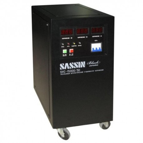 SASSIN SVC-20000/3D Black series