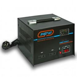 Энергия СНВТ-1000/1 New Line Электромеханический стабилизатор напряжения 1 кВА, однофазный 220В