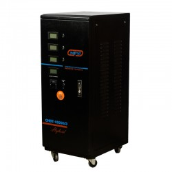 Энергия СНВТ-15000/3 Hybrid Трехфазный стабилизатор 15 кВА, гибрид