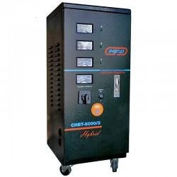 Энергия СНВТ-6000/3 Hybrid Гибридный стабилизатор напряжения 6 кВА, трехфазный 380/220В