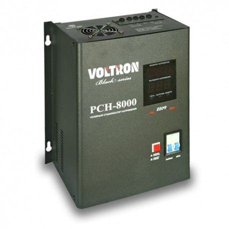 Voltron РСН-8000 Black Series навесного типа