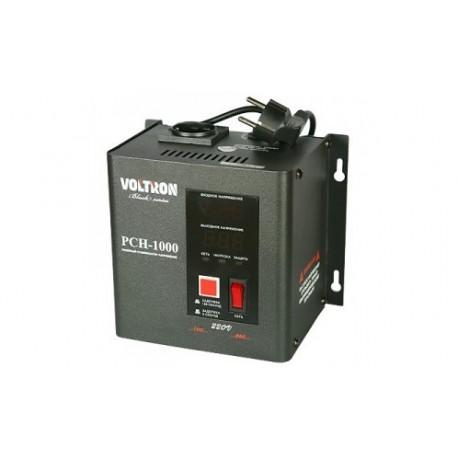 Voltron РСН-1000 Black Series навесного типа Релейный стабилизатор напряжения 1 кВА, однофазный 220В