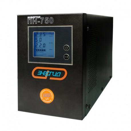 Энергия ПН-750 Инвертор 450 ВА, однофазный 220В