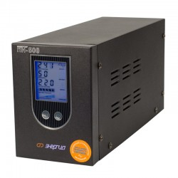Энергия ПН-500 Инвертор 500 ВА, однофазный 220В