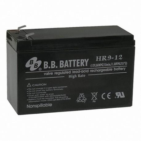 Комплект аккумуляторных батарей 2B9