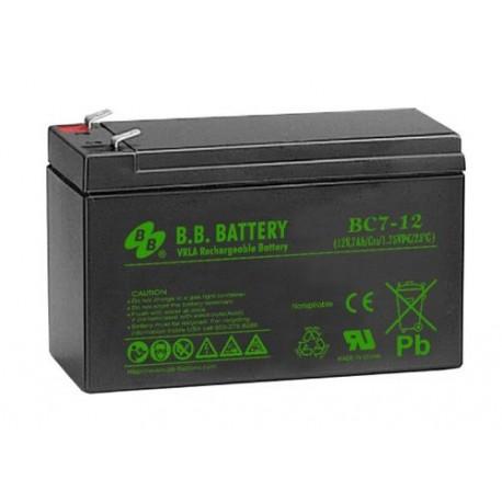 Комплект аккумуляторных батарей 2B7