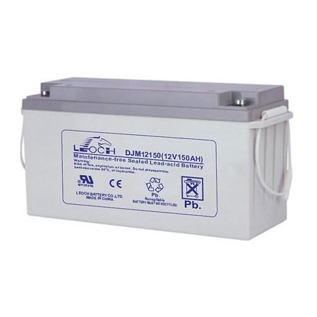 Аккумуляторная батарея Leoch DJM 12150