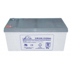 Leoch DJM 12200 Аккумуляторная батарея AGM, 200 Ач