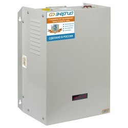 Энергия 7500 ВА Ultra Тиристорный стабилизатор напряжения, однофазный 220 Вольт
