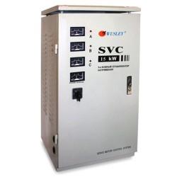 Wusley SVC-15000W Однофазный электромеханический стабилизатор напряжения 15 кВА