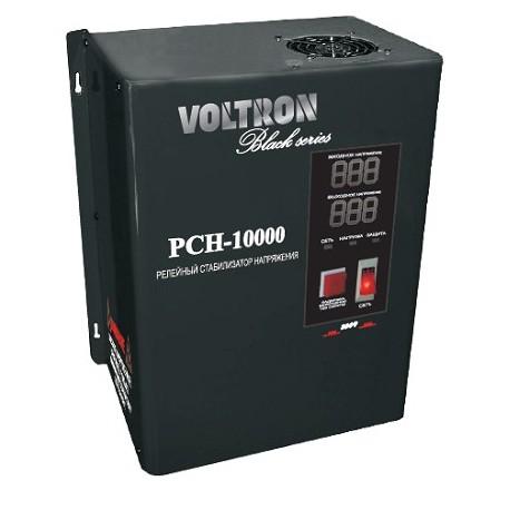 Voltron РСН-10000 Black Series навесного типа