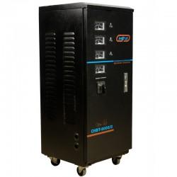 Энергия СНВТ-9000/3 Hybrid Трехфазный гибридный стабилизатор напряжения 9 кВА