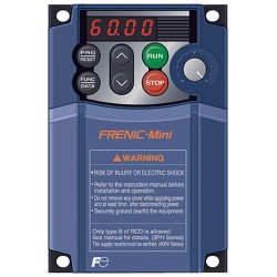 Fuji Electric Frenic Mini FRN 0.75 C1S-7E Преобразователь частоты