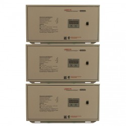 LIDER PS30W-30 Трехфазный стабилизатор напряжения 30 кВА, 380В