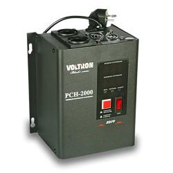 Voltron РСН-2000 Black Series Стабилизатор напряжения 2 кВА, навесного типа