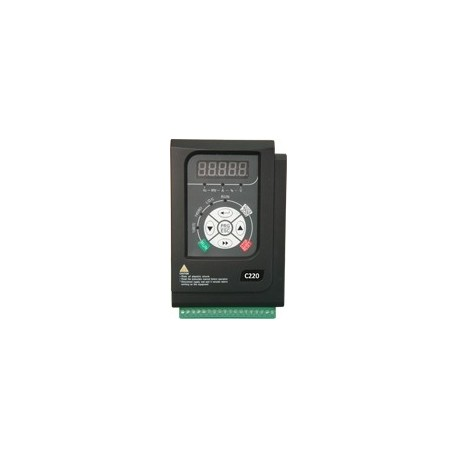 Advanced Control ADV 0.75 C220-M преобразователь частоты, 220В (1 фаза), 0.4 кВт, 2.3 А