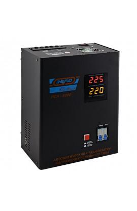 """Стабилизатор напряжения релейный PCH-8000 Энергия """"VOLTRON"""", от 105В, точность до 10%"""