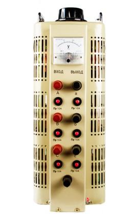 Энергия NEW TSGC-2 9kVA Трехфазный автотрансформатор 9 кВА