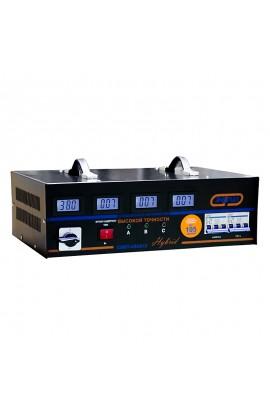 Энергия СНВТ- 4 500/3 Hybrid Трехфазный стабилизатор напряжения 4,5 кВА