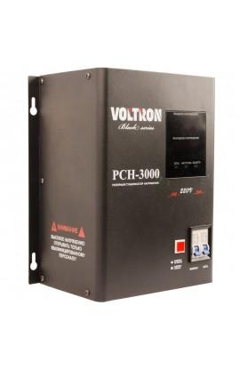 Voltron РСН-3000 Black Series Стабилизатор напряжения навесного исполнения