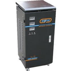 Энергия СНВТ-30000/1 New Line Однофазный электромеханический стабилизатор напряжения 30 кВА