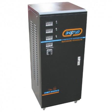Энергия СНВТ 30000/3 New Line Стабилизатор напряжения 380/220В